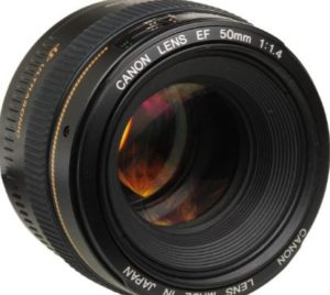 Canon 50mm lenses
